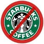 Boycott Starbucks