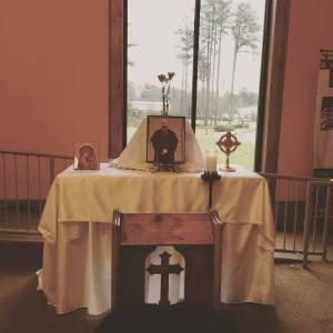 Kolbe Altar
